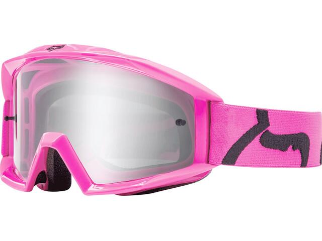 Fox Main Race Goggle pink